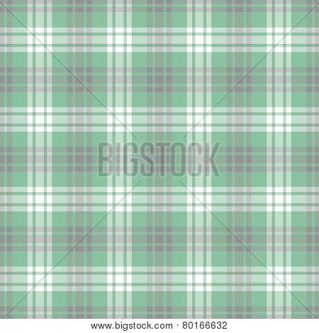Vector Tartan Textile Texture.