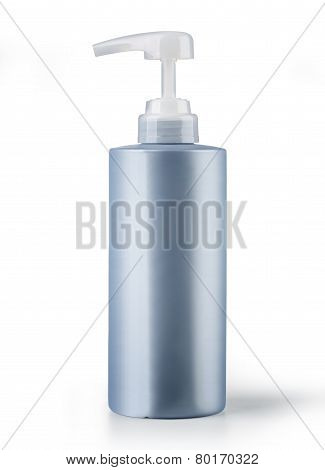 Pump Plastic Bottle