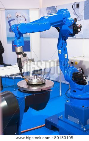 Automatic Welding Cnc Machine