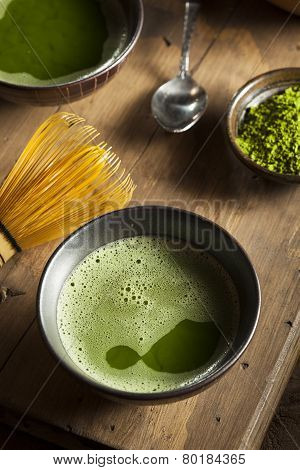 Organic Green Matcha Tea