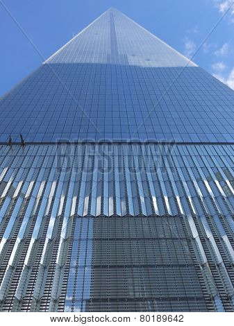 One World Trade Center (Freedom Tower) in Manhattan, New York