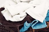 stock photo of dirty-laundry  - Laundry - JPG