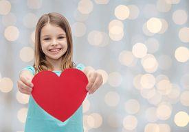 foto of valentine heart  - love - JPG