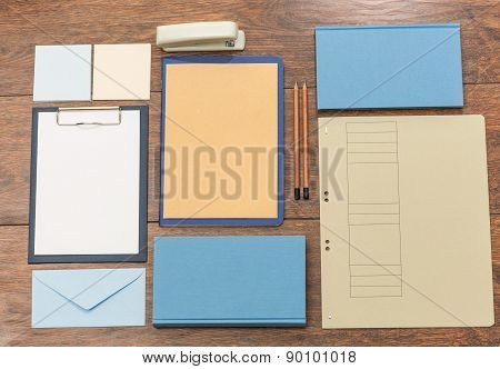 Well Organized Desk