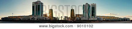 Panorama Of Astana