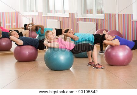 Exercise With Swiss Ball