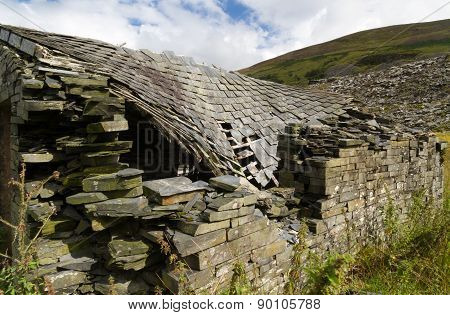 Ruin Of Stone Cottage, United Kingdom