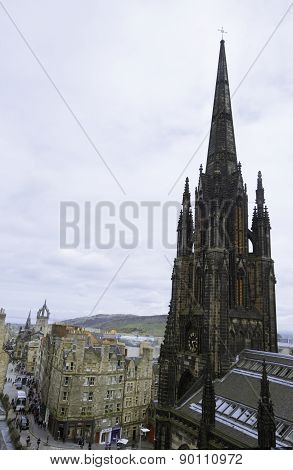 The Hub, Edinburgh, Victoria Hall, Highland, Tolbooth,  St John's Church, 4/7/12