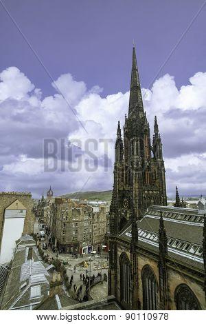 The Hub, Edinburgh, Victoria Hall, Highland, Tolbooth,  St John's Church, 4/7/12