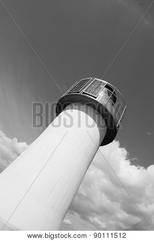 Lighthouse Photovoltaic Sky