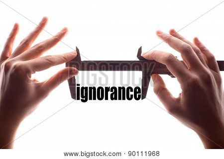 Small Ignorance