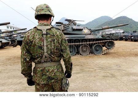Japan Self Defense Forces