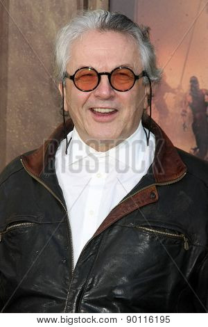 LOS ANGELES - MAY 7:  George Miller at the Mad Max: Fury Road Los Angeles Premiere at the TCL Chinese Theater IMAX on May 7, 2015 in Los Angeles, CA