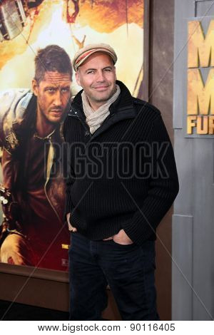 LOS ANGELES - MAY 7:  Billy Zane at the Mad Max: Fury Road Los Angeles Premiere at the TCL Chinese Theater IMAX on May 7, 2015 in Los Angeles, CA
