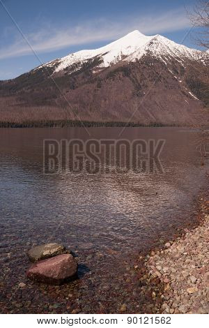 Lake Mcdonald Glacier National Park