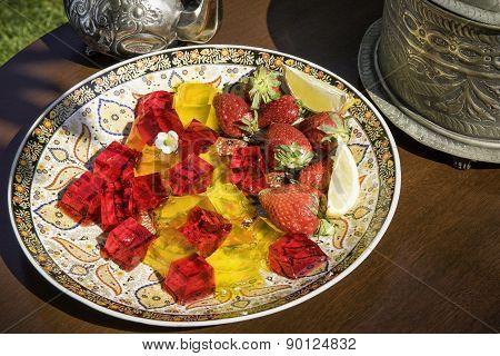 Arab Fruit Jelly