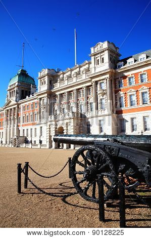 Old Admiralty, Whitehall, London