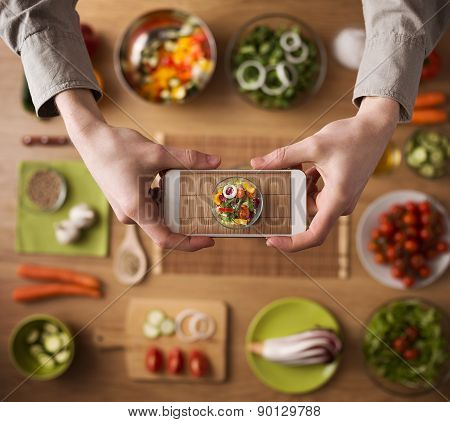 Food And Cooking App