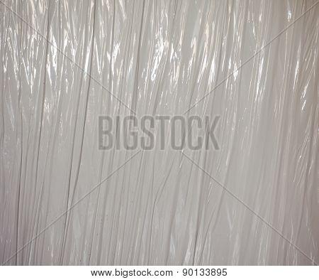 Light Grey Nylon Surface