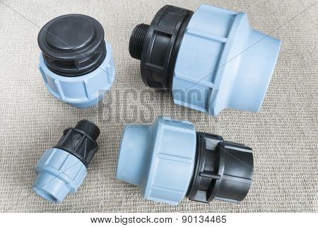 Compression Couplings And Fittings
