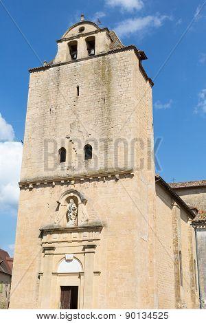 The Church in Tremolat