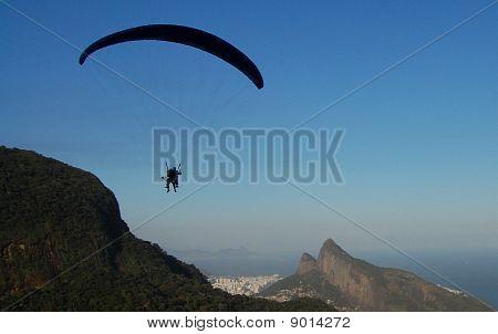 Flying over Rio III
