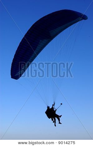 Blue Flight