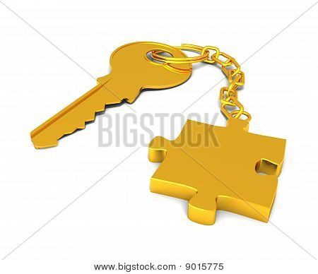 The Key To The Puzzle