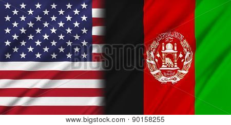 Usa And Afghanistan