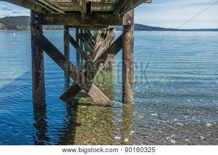 Twanoh Pier 4
