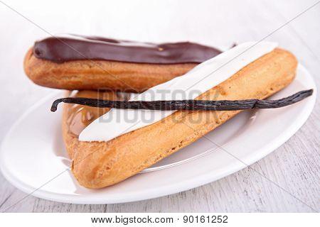 french dessert, choux pastry