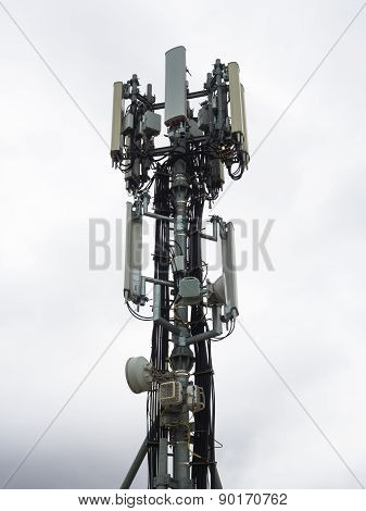 Antenna For Mobile Telephony
