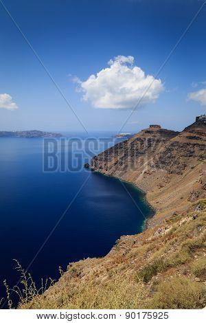 Caldera view, Santorini