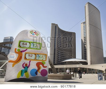 Pan Am Games 2015Toronto