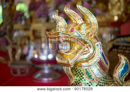 Native Culture Thai Sculpture