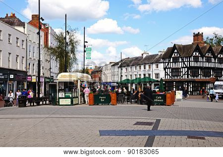 Town Centre, Hereford.