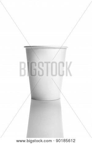 Coffee To Go, Blank Paper Cup