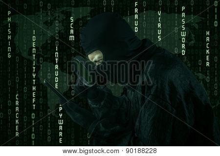 Cyber Crime Activity