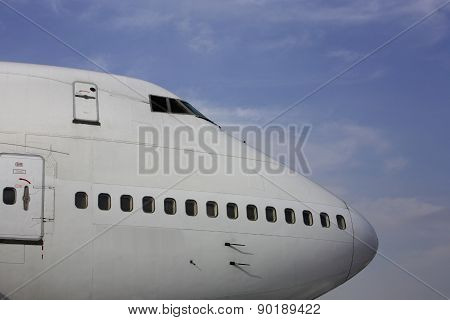 Large Passenger Aircrat