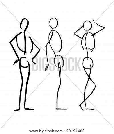 Human Figure Men