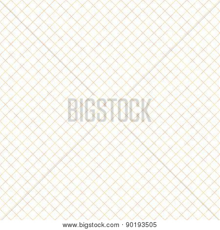 Light seamless cross diagonal lines geometric pattern.