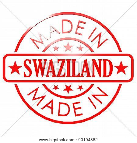 Made In Swaziland Red Seal