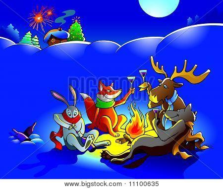 Celebración de Navidad alternativa