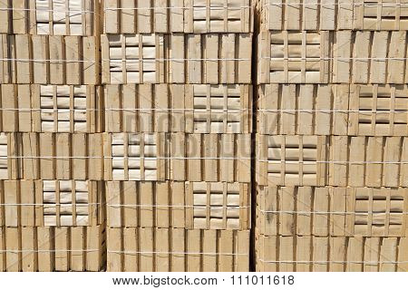 Stack Of Wooden Crates