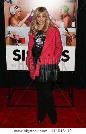 NEW YORK-DEC 8: Actress Rosanna Arquette attends the premiere of