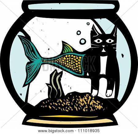 Catfish Fishbowl