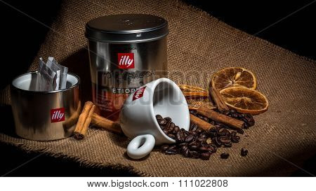 coffee - Delicate aroma of Arabica