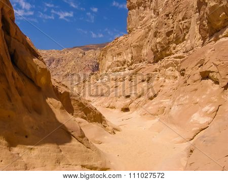 Colored Canyon Egypt