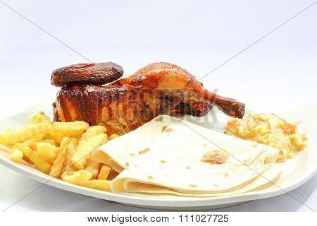 Half Grill Chicken