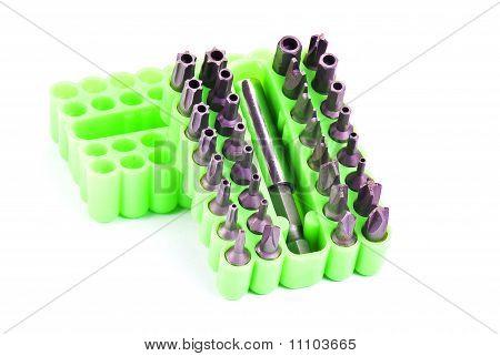 Various Screwdrivers Tool Kit